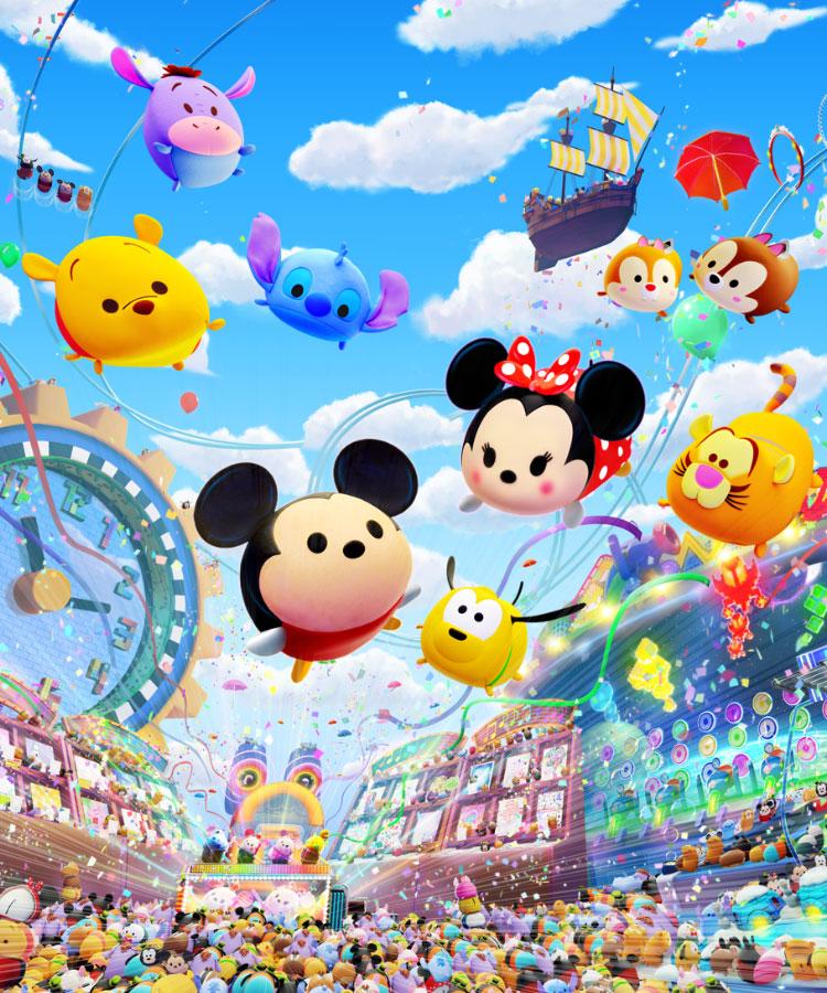 ディズニー ツムツム フェスティバル Nintendo Switch